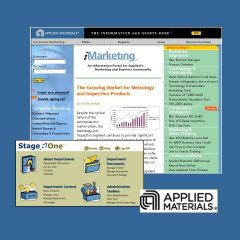 Applied Materials iMarketing Extranet Portal